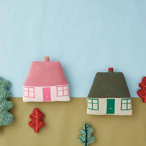 Cottage Cushions - Donna Wilson