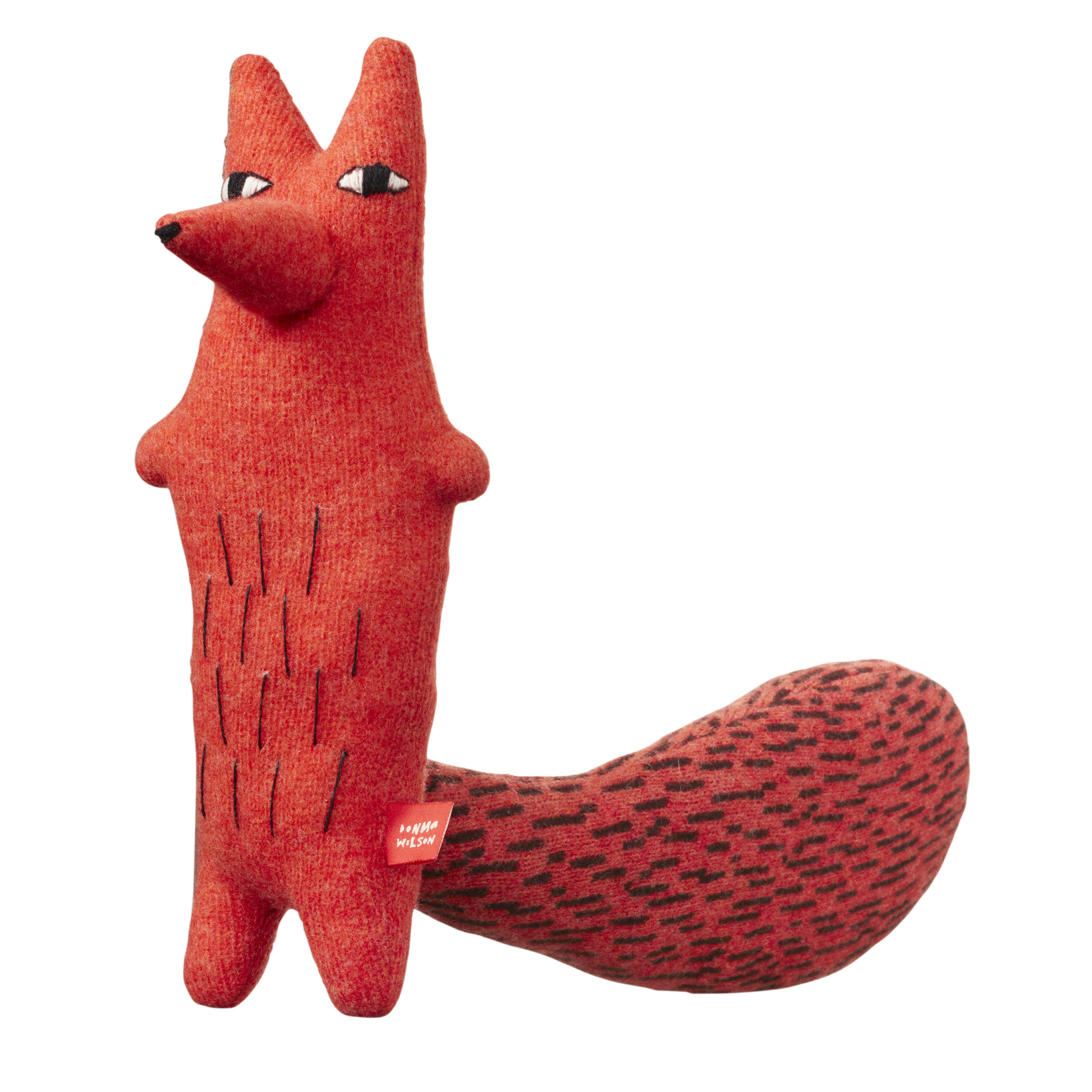 Cyril Squirrel Fox