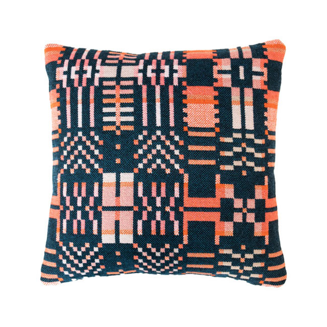 Donna Wilson + SCP - Crovie Cushion - Dark Berry