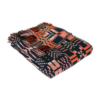 Donna Wilson - Crovie Throw - Dark Berry