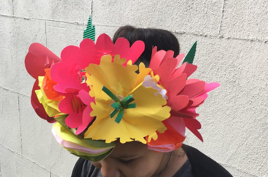 Make Your Own Flower Crown - Donna Wilson