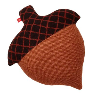 Donna Wilson Acorn Cushion Brown