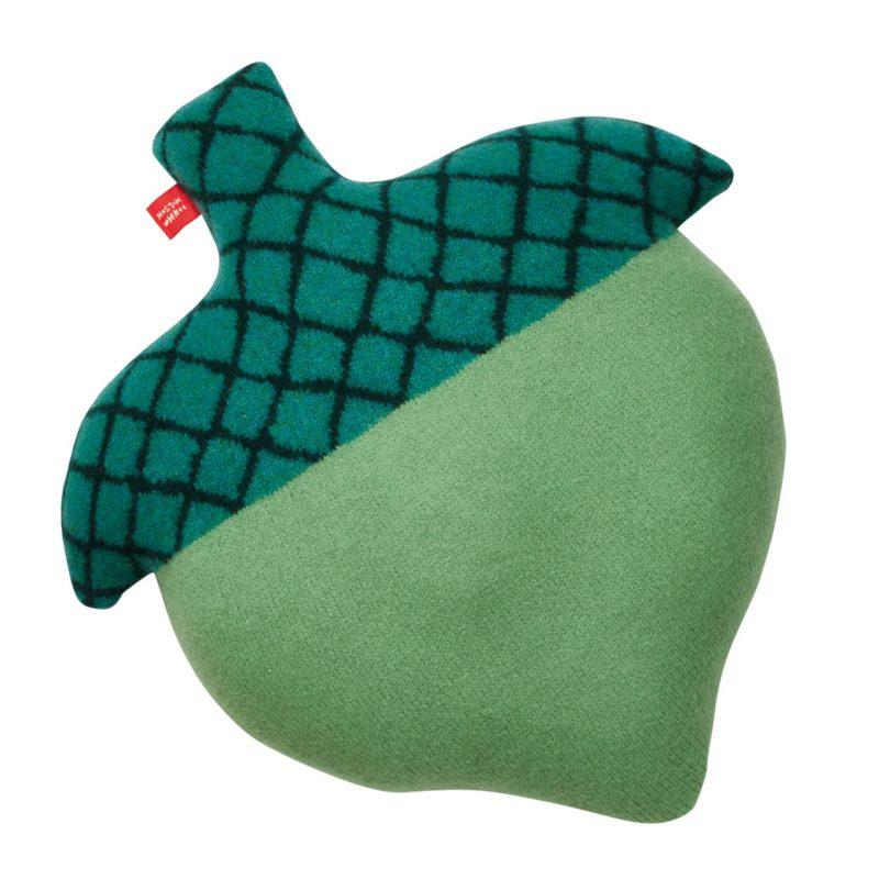 Acorn Cushion Green Donna Wilson