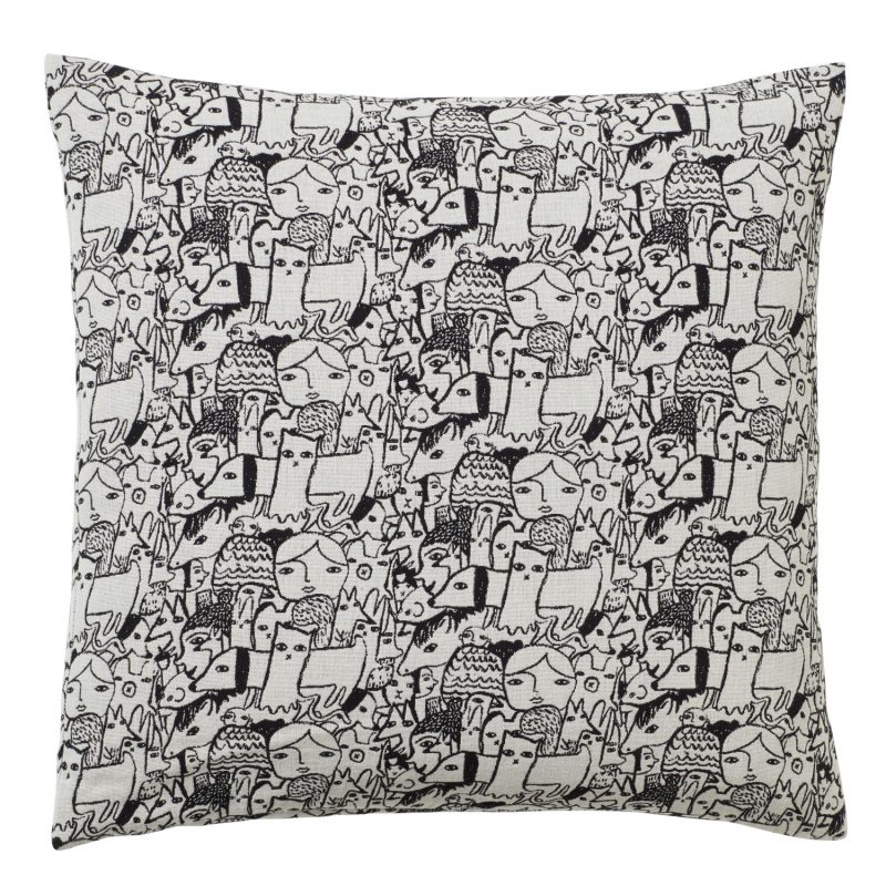 Folk Woven Cushion - Donna Wilson