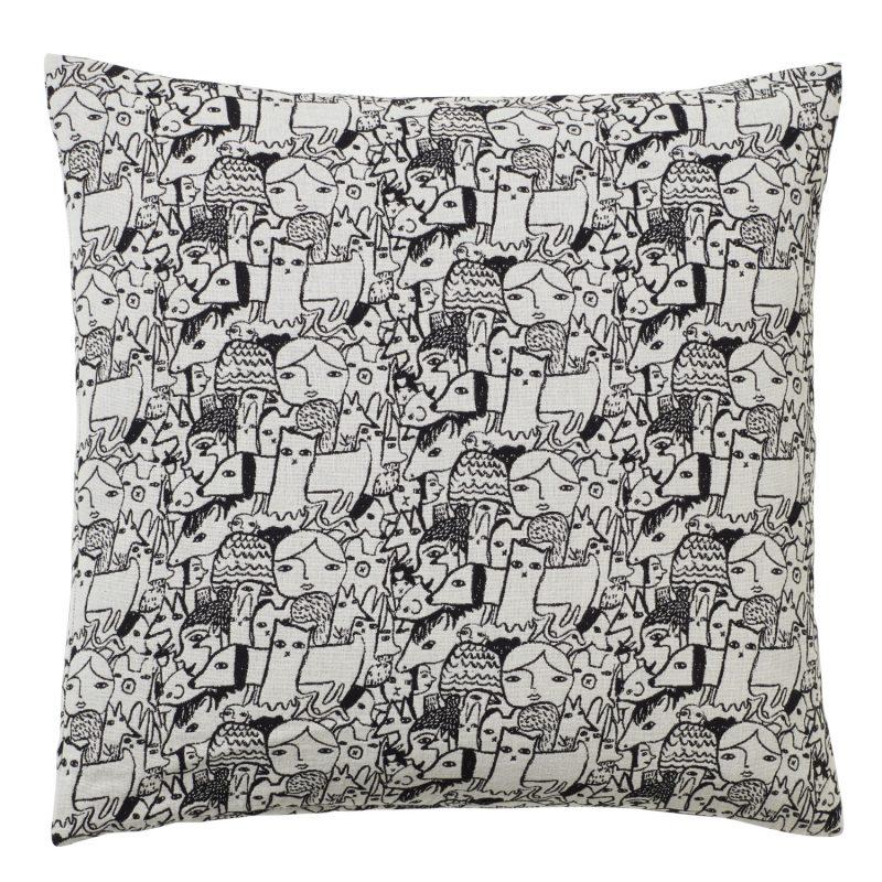 Folk Woven Cushion - Donna Wilson