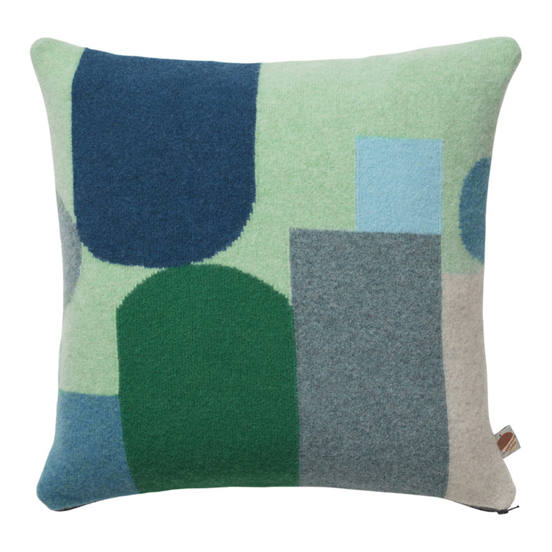 Cushion - Hue Cushion - Blue