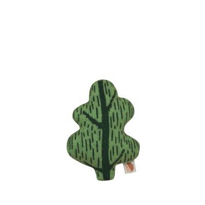 Cushion - Leaf Shaped Mini - Green