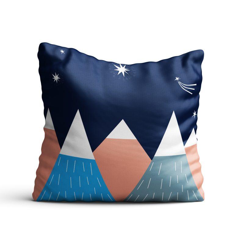 Donna Wilson - Mountain Cushion - Front