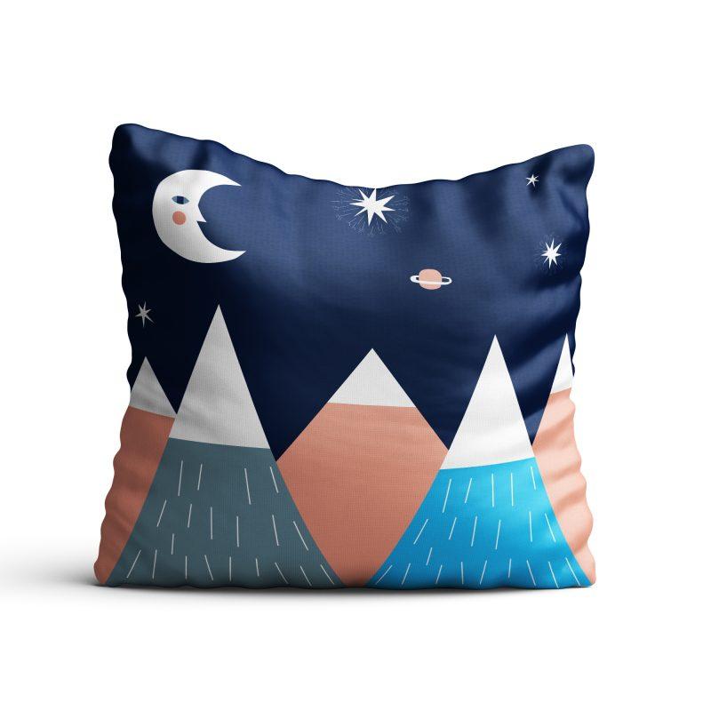Donna Wilson - Mountain Cushion - Reverse
