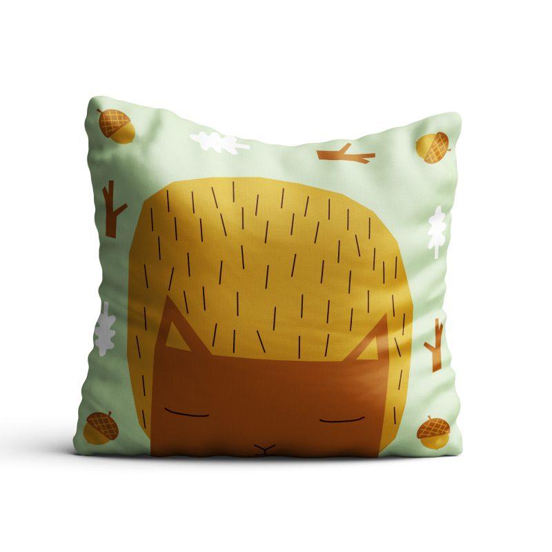 Donna Wilson - Squirrel Cushion - Reverse