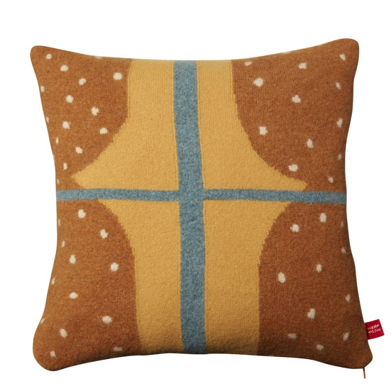 Window Cushion - Gold