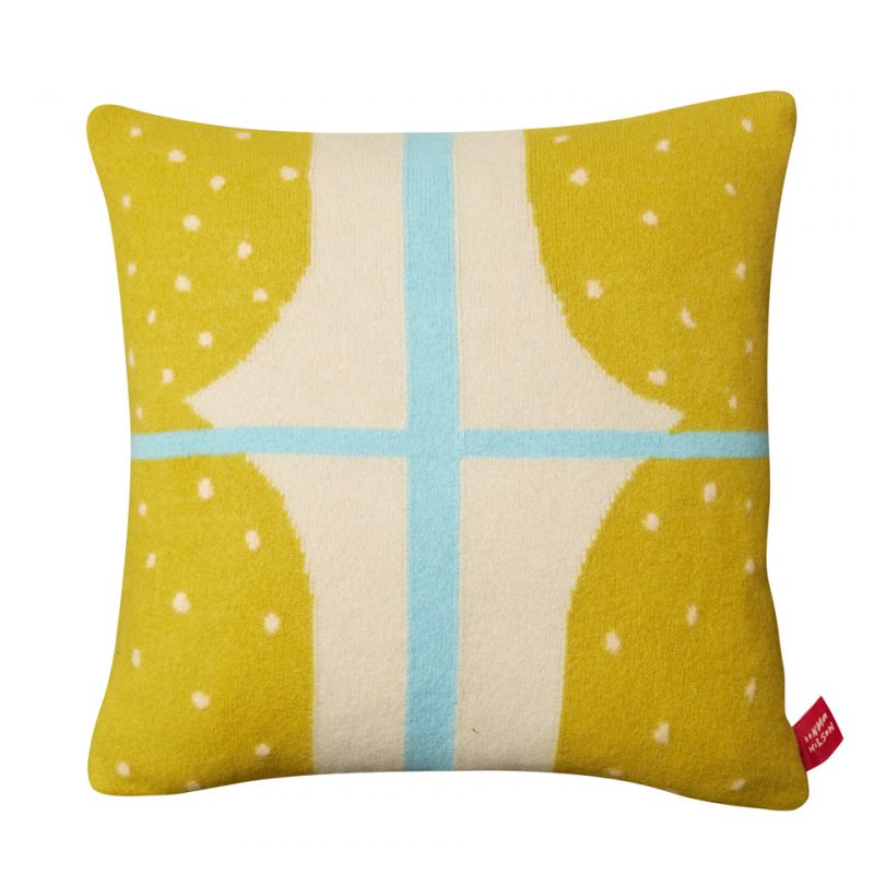 Window Cushion - Mustard