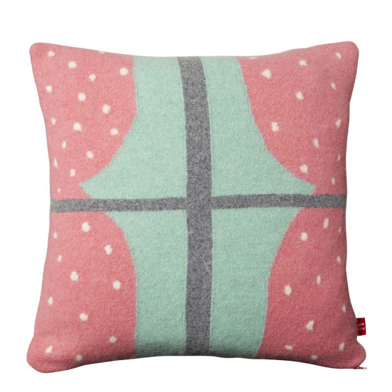 Window Cushion Pink