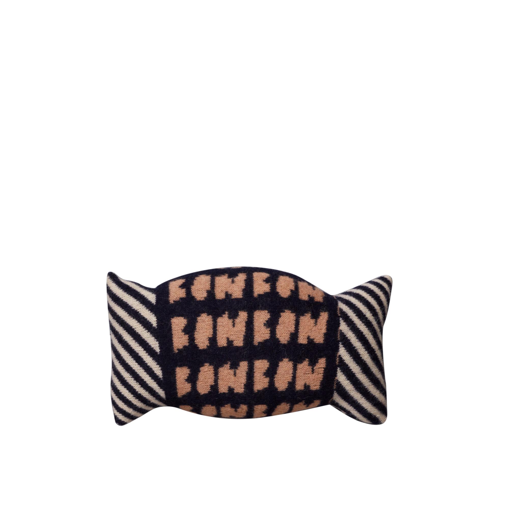 Donna Wilson - Bonbon Cushion - Black