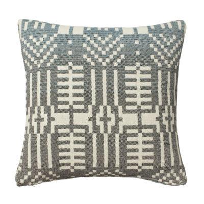 Cushion - Here Comes the Rain Cushion - Front - Donna Wilson