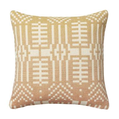 Cushion - Here Comes the Sun Cushion - Back - Donna Wilson