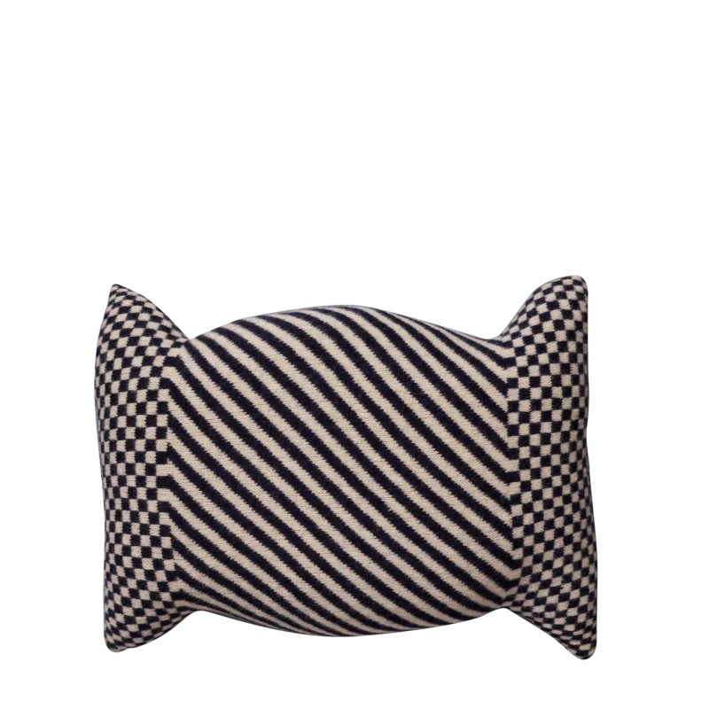 Donna Wilson - Large Sweetie Cushion - Black