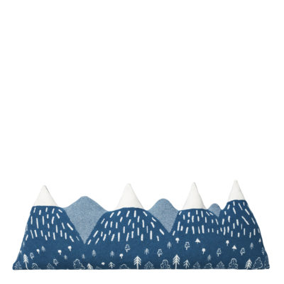 Mountain Peak Bolster Cushion - Donna Wilson