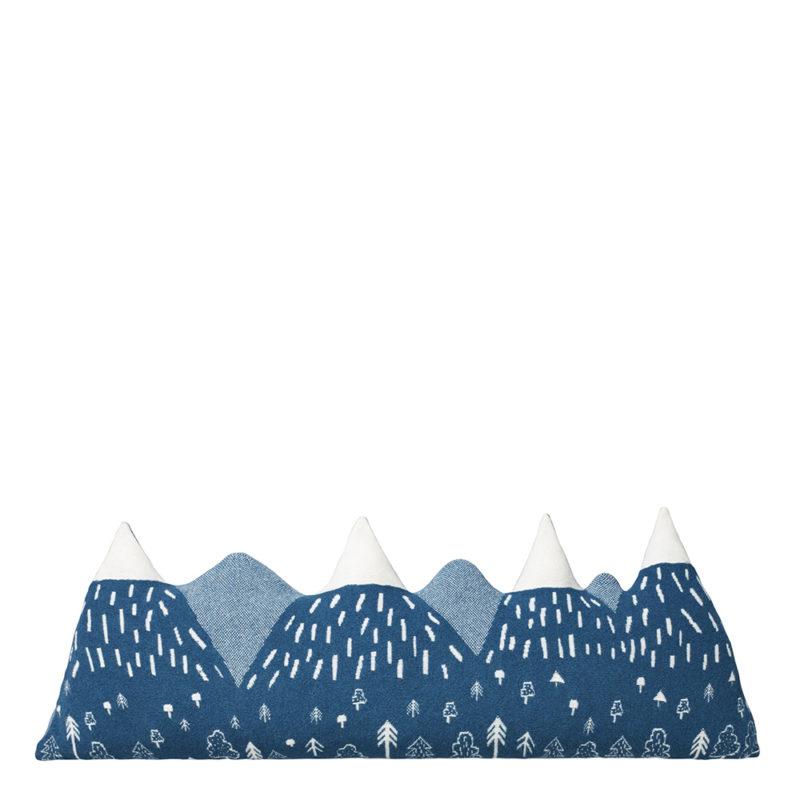 Mountain Peak Bolster Cushion - Donna Wilson