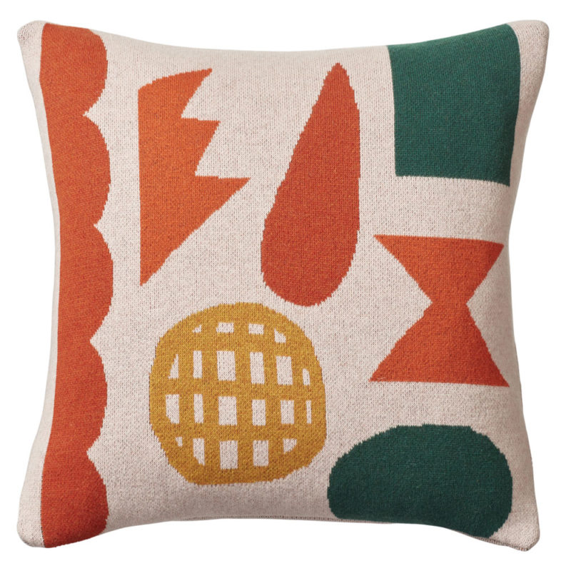 Pick 'n' Mix Cushion - Pale Pink - Donna Wilson
