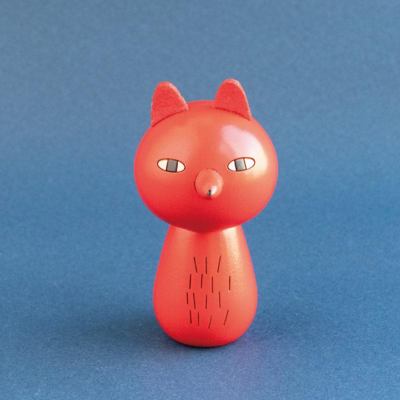 Cyril Squirrel Fox Kokeshi - Donna Wilson