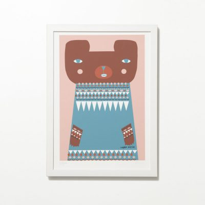 Donna Wilson - Bear Graphic Print