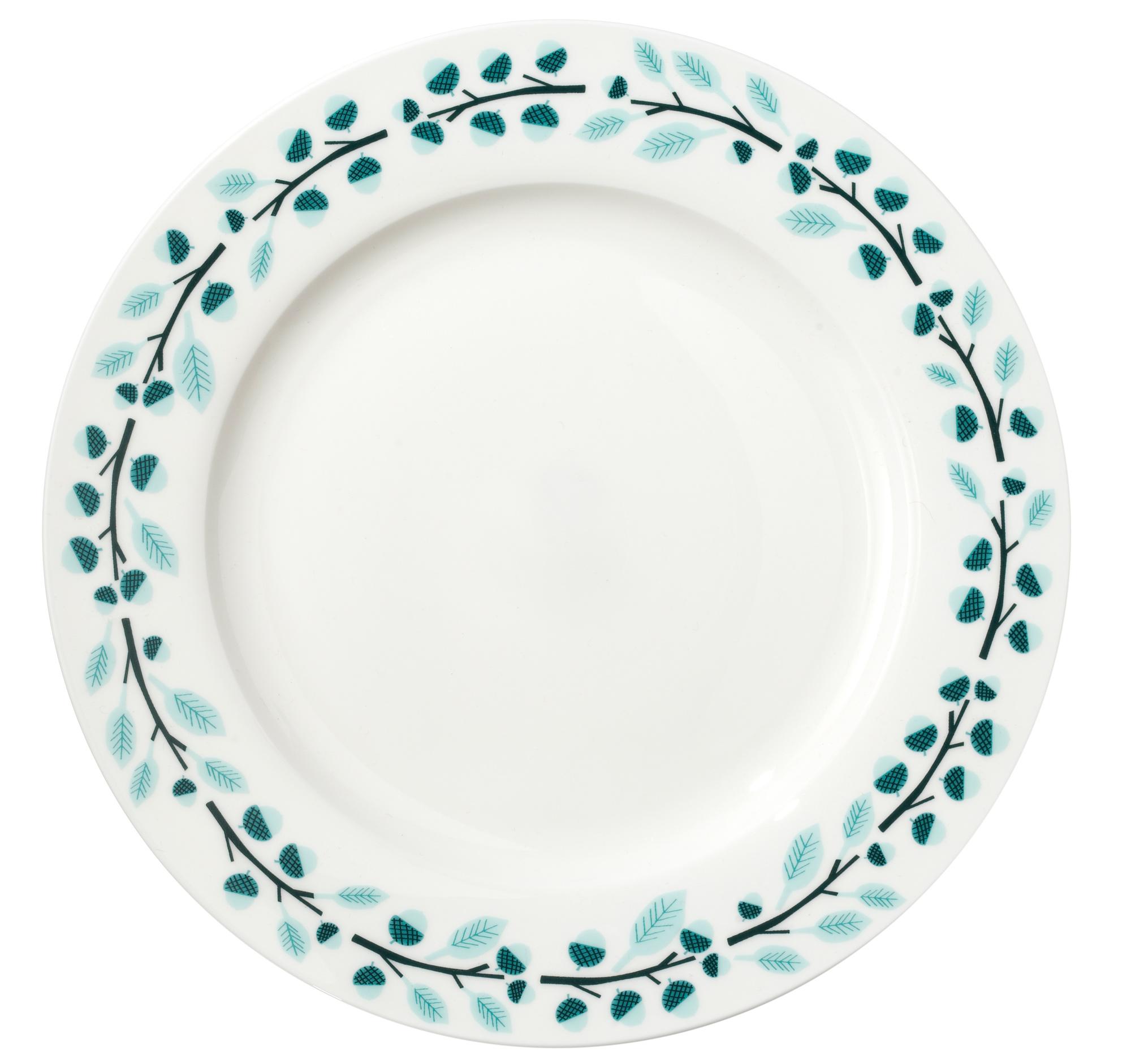 Acorn dinner plate donna wilson Beautiful plates
