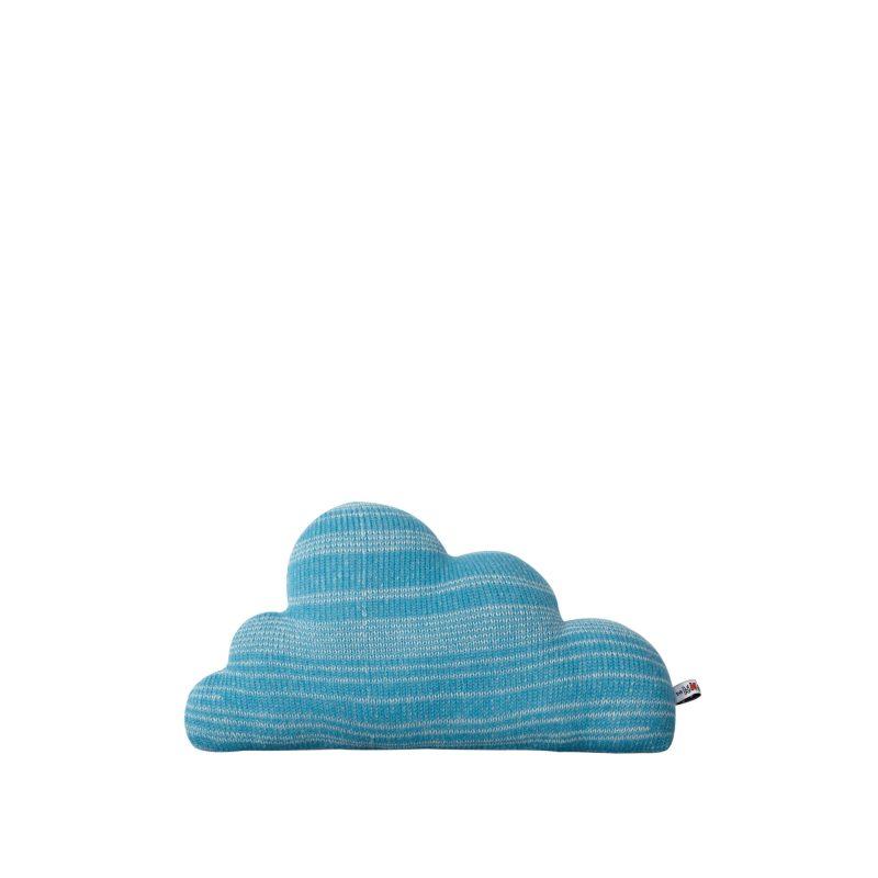 Donna Wilson - Cuddly Cloud Cushion - Small Blue