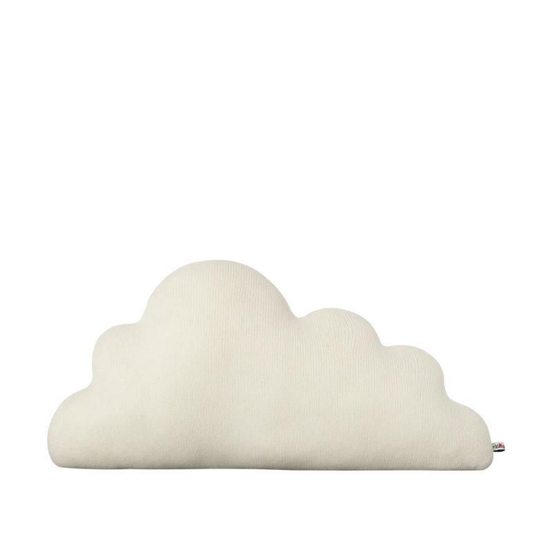 Donna Wilson - Cuddly Cloud Cushion - Medium White