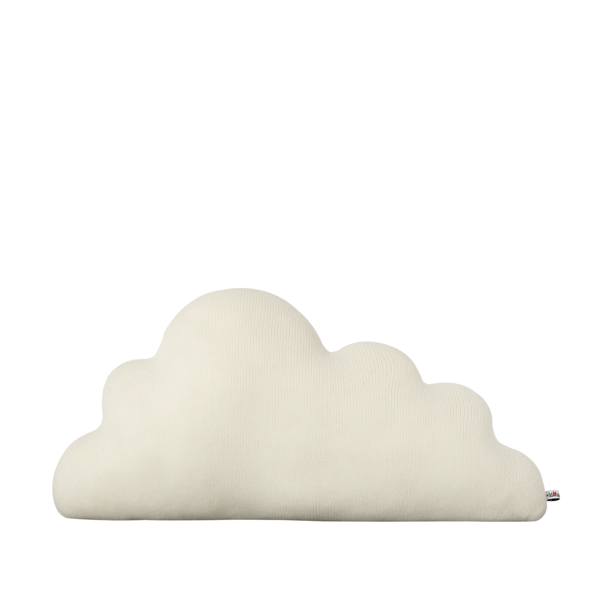Cuddly Cloud Cushion Medium White By Donna Wilson Made