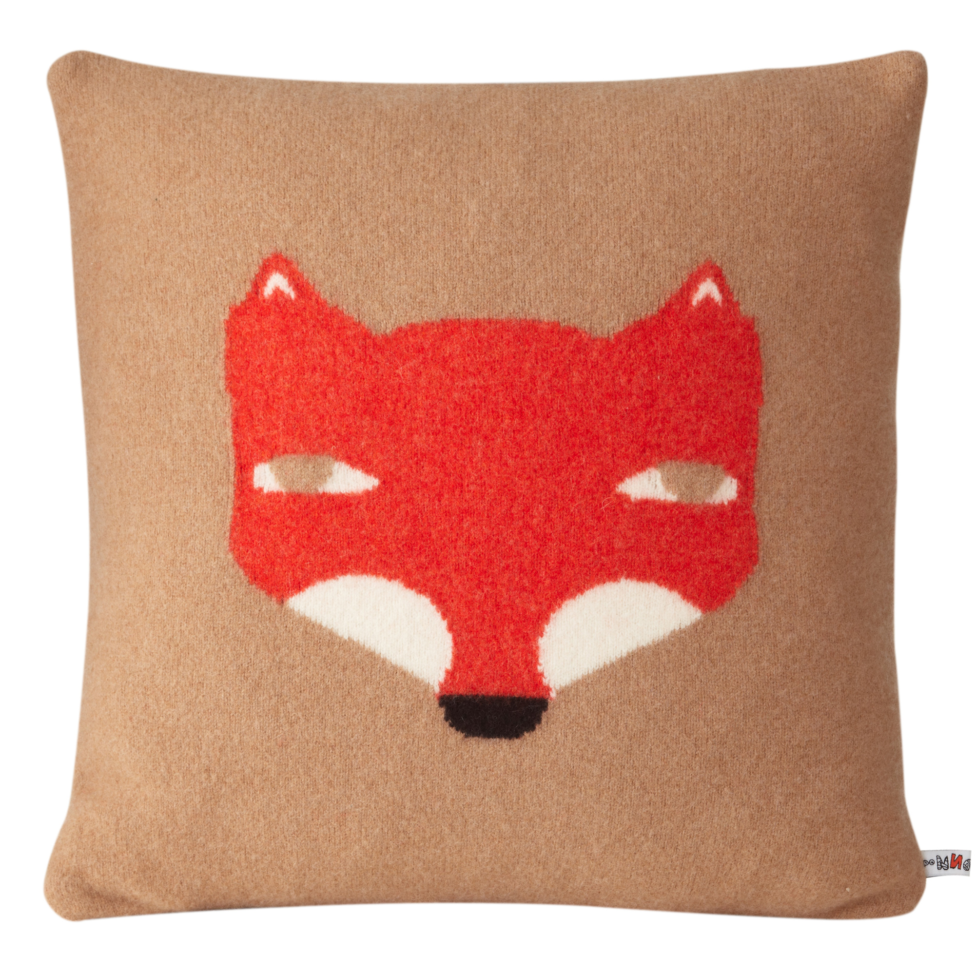 Fox Cushion Camel Donna Wilson