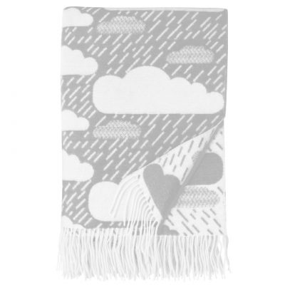 Donna Wilson - Rainy Day Blanket - Grey