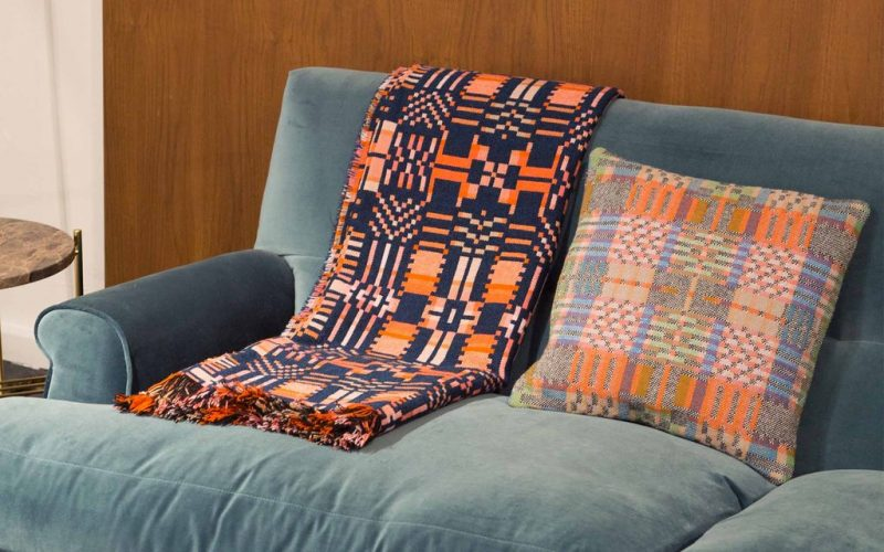 Donna Wilson for SCP - Crovie Throw and Cushion