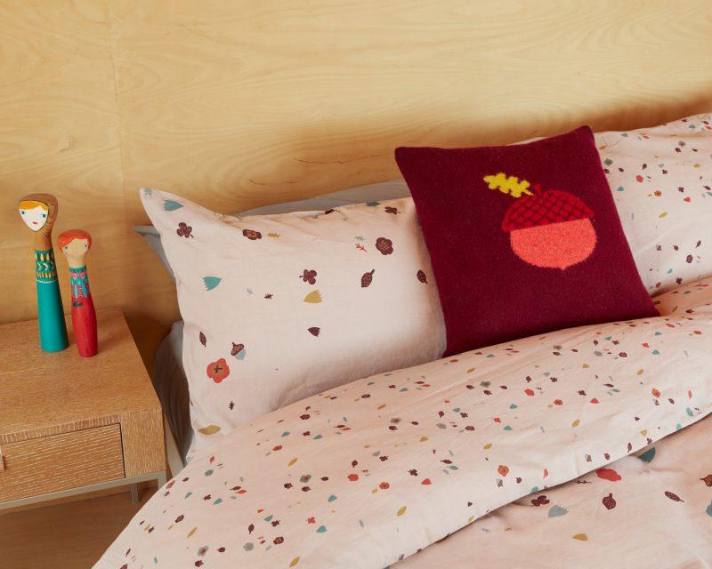 Donna Wilson - Scatter Linen Mix Bedding + Acorn Cushion