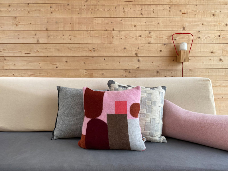 Donna Wilson AW20 - Hue + Two Tone Cushions