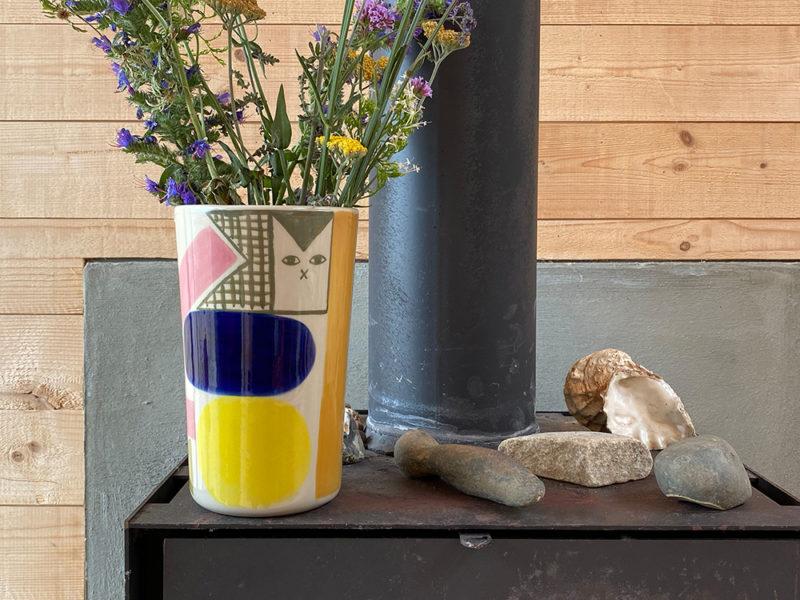 Donna Wilson AW20 - Kaleido Vase