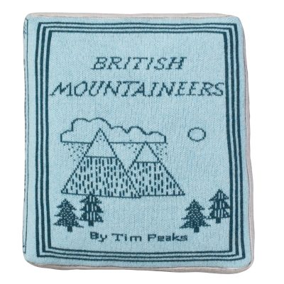 Donna Wilson - Mountaineers Book Cushion