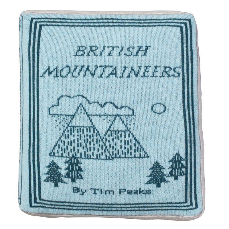 Donna Wilson - Mountaineers Book Cushion