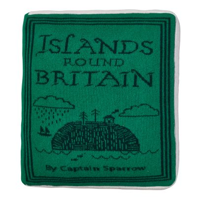 Donna Wilson - Islands Book Cushion