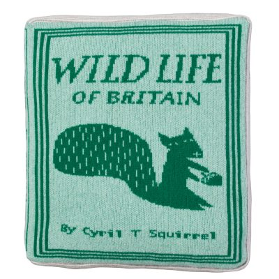 Donna Wilson - Wild Life Book Cushion