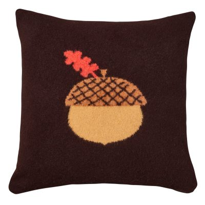 Donna Wilson - Acorn Cushion - Brown