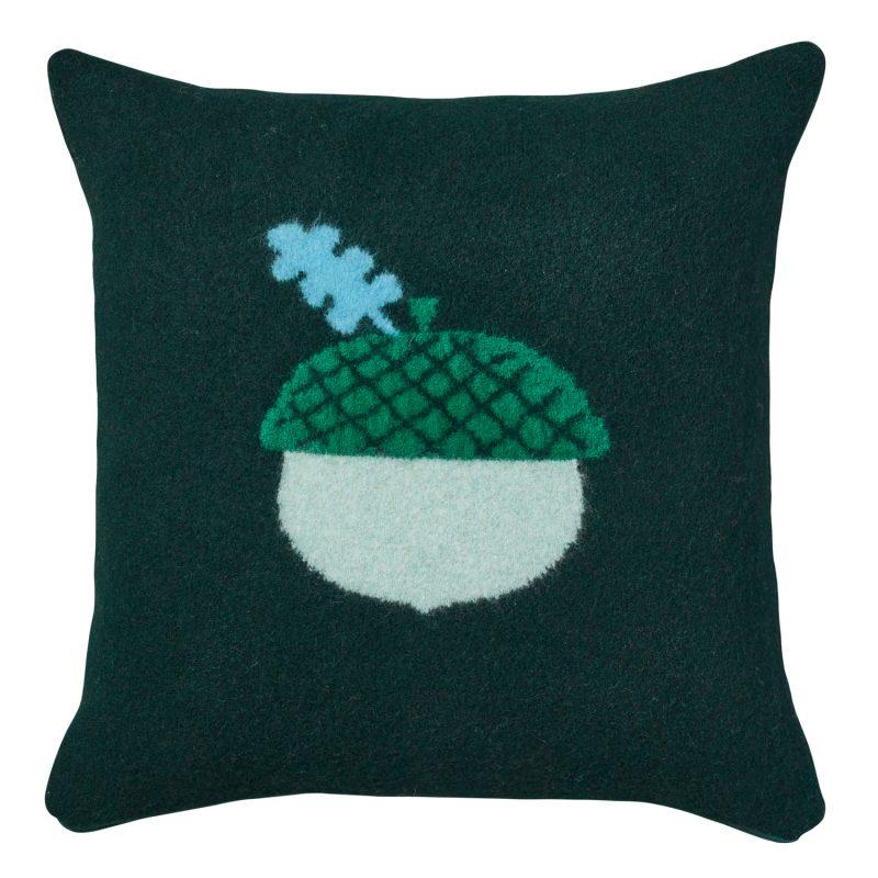 Donna Wilson - Acorn Cushion - Green