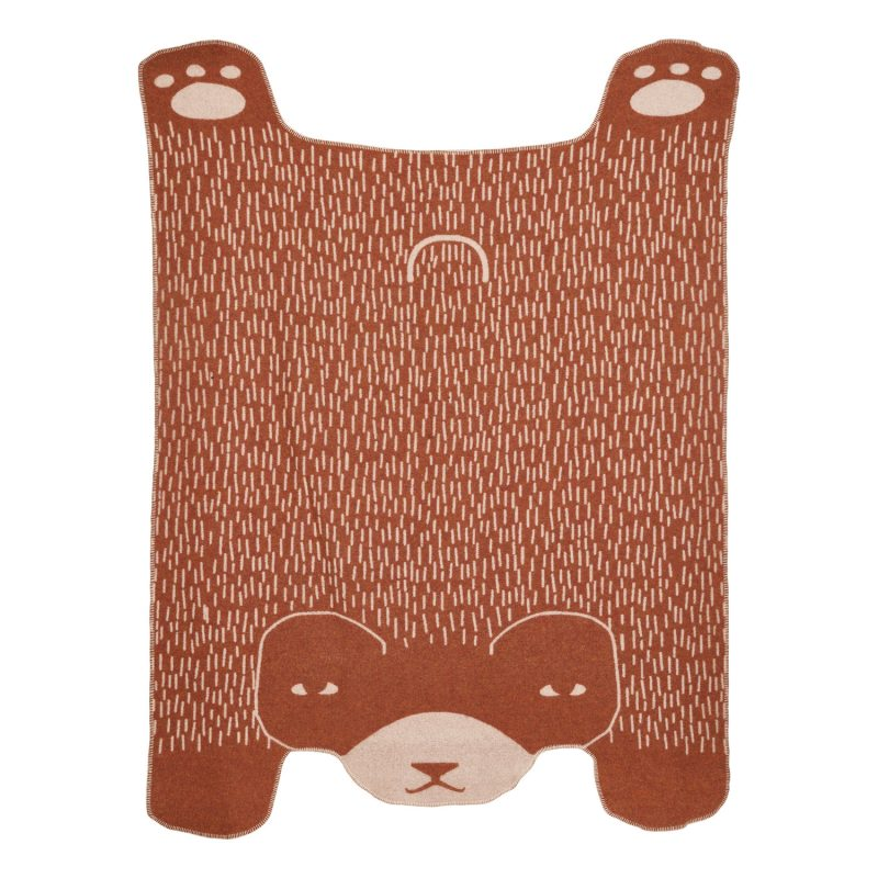 Donna Wilson - Bear Shaped Throw