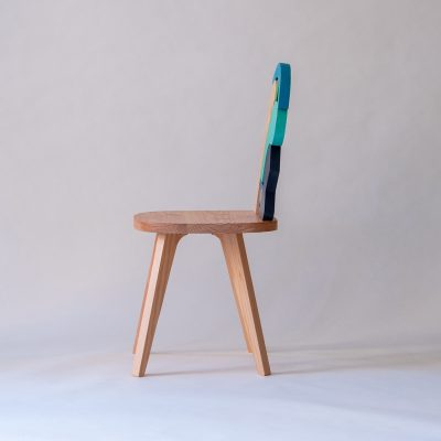 Abstract Assembly - chair no 2 - Donna Wilson
