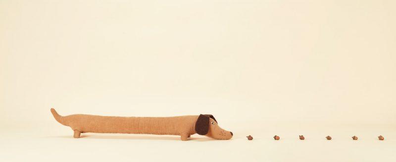 Donna Wilson - Sassy Sausage Dog