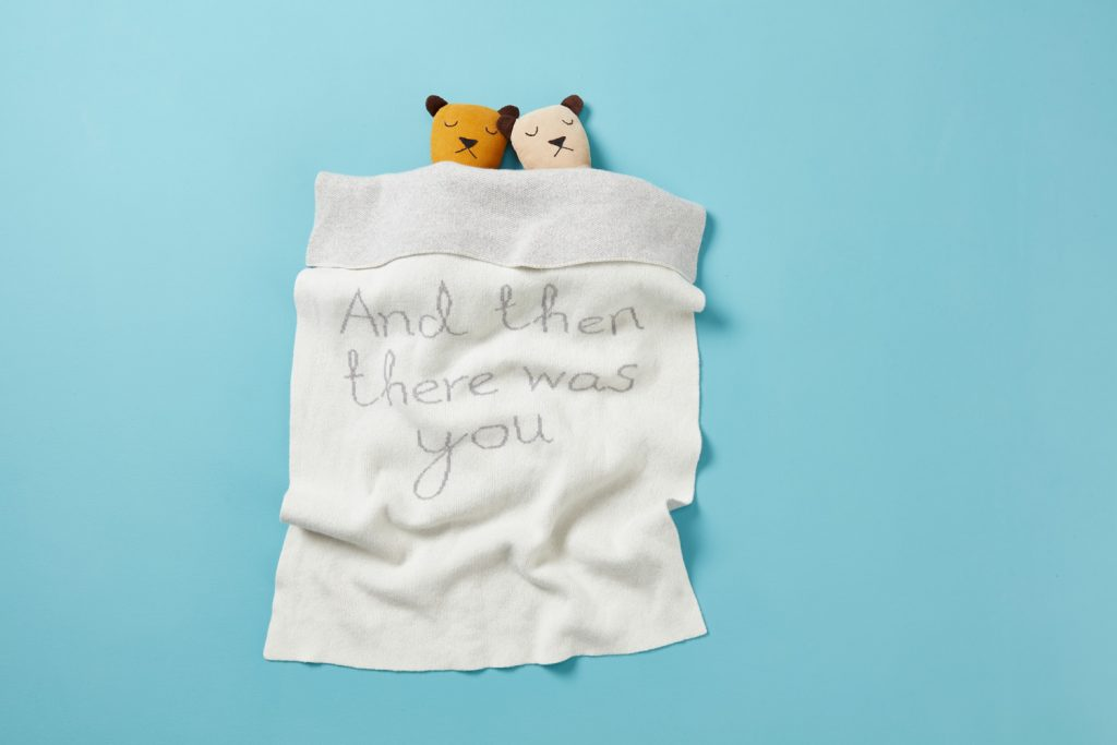 And Then There Was You Mini Blanket