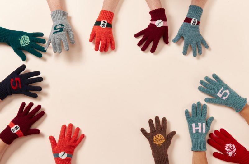 Donna Wilson AW18 Gloves