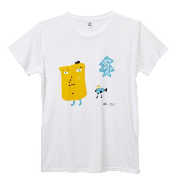 Peeping Tom T-Shirt - Donna Wilson