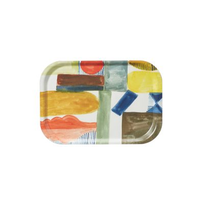 Happy Shapes Mini Tray - Donna Wilson