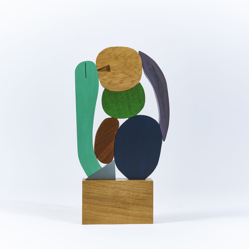 Abstract Assembly Sculpture No. 1 - Donna Wilson